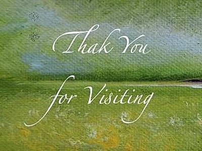 Painting - Thank You by Alicia Maury