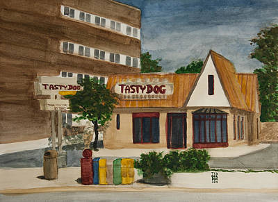 Painting - Thank You For 35 Years by Ted Gordon