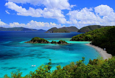 Photograph - Thank You St. John Usvi by Fiona Kennard