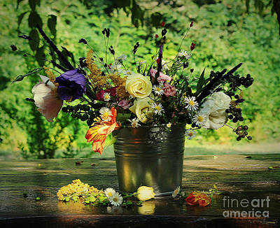 Photograph - Thanks by Binka Kirova