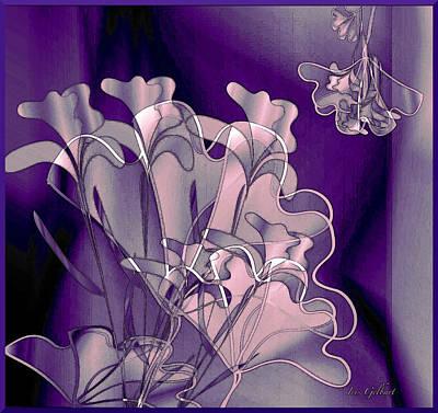 Digital Art - Thanksgiving Bouquet #4 by Iris Gelbart