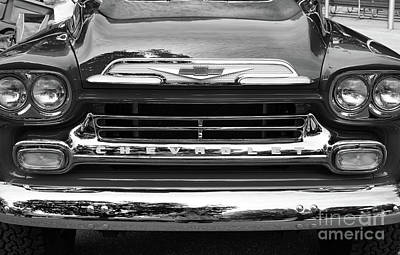 Photograph - That Old Chevy Pickup by Jimmy Ostgard