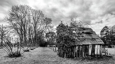 Photograph - That Old Shed by Nick Bywater
