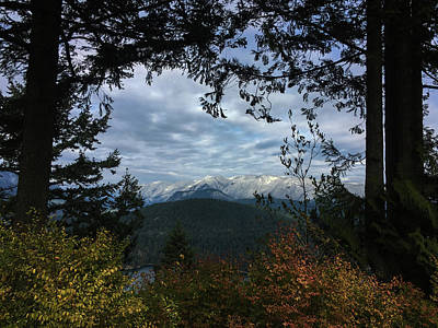 Photograph - That View by Perggals - Stacey Turner