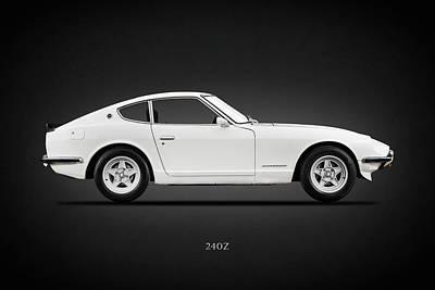 Photograph - The 240 Z by Mark Rogan