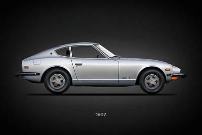 Photograph - The 260 Z by Mark Rogan