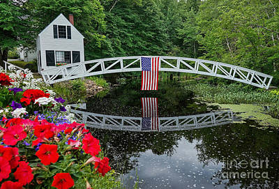 Somesville Photograph - The 4th Of July by Susan Garver