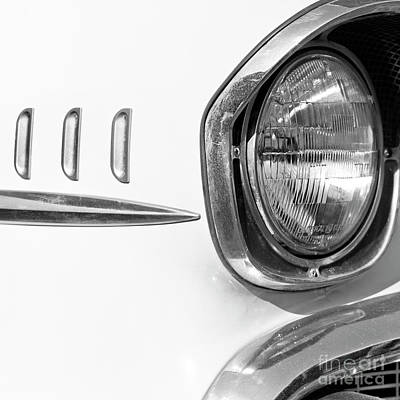 Photograph - The 57 Chevy by Patrick M Lynch