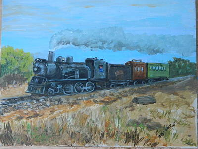 The 713 Out Of Lewiston Art Print