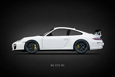 Photograph - The 911 Gt3 Rs by Mark Rogan