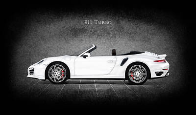 Photograph - The 911 Turbo by Mark Rogan