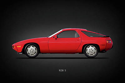 Photograph - The 928 S by Mark Rogan