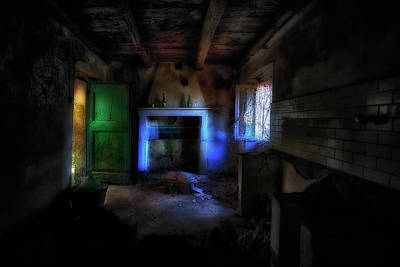 Photograph - The Abandoned Village Of The House Of The Dolls Iv by Enrico Pelos