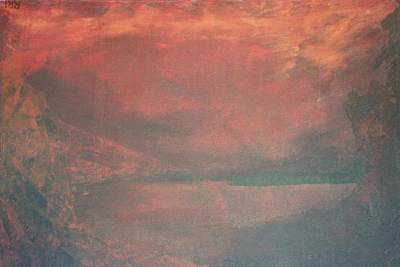 The Abyss Art Print by Peta Mccabe