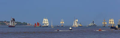 Photograph - The Age Of Sail by Paul Madden