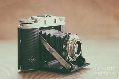 Photograph - The Agfa by Ana V Ramirez