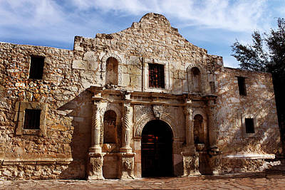 Photograph - The Alamo by Susan Vineyard