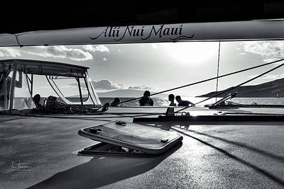Photograph - The Alii Nui by Jim Thompson