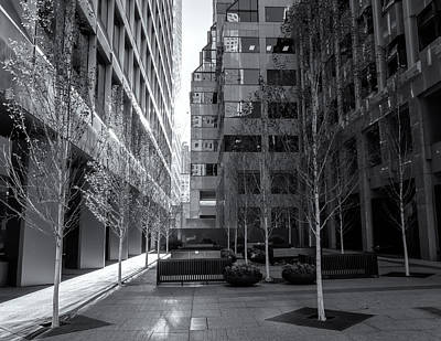 Photograph - The Alley by Jonathan Nguyen