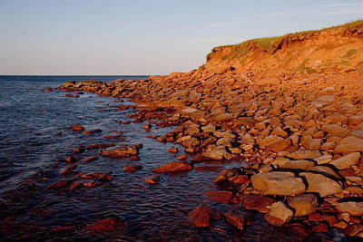 Prince Of Peace Photograph - The Almost Unnatural Red Of The Rocks by Taylor S. Kennedy