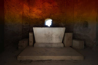 Photograph - The Altar - L'altare by Enrico Pelos