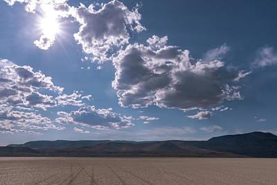 Photograph - The Alvord Sky by Steven Clark