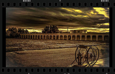 Photograph - The Amargosa by Steve Benefiel