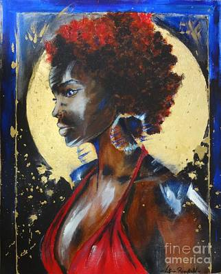 Ancestor Art Mixed Media - The Ancestors... by Victoria Rosenfield