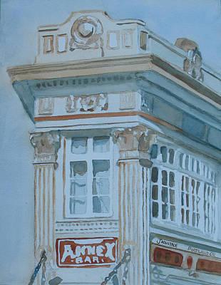 The Annex Bar Original by Jenny Armitage