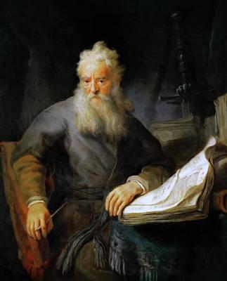The Apostle Art Print