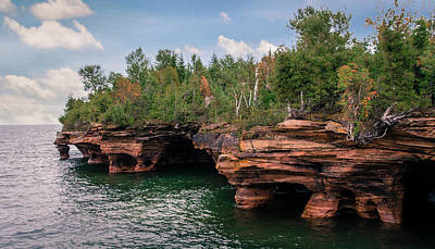 The Apostle Islands Art Print