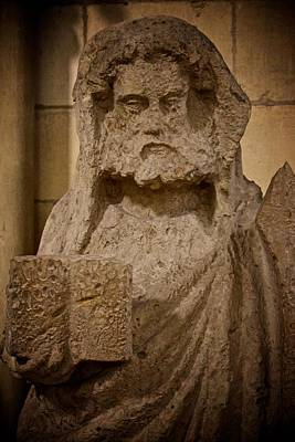 Photograph - The Apostle Thomas by Eric Tressler