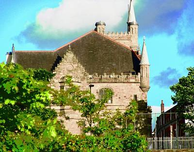 Photograph - The Apprentice Boys Memorial Hall by Stephanie Moore