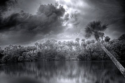 Photograph - The Approach Of Hurricane Irma by Mark Andrew Thomas
