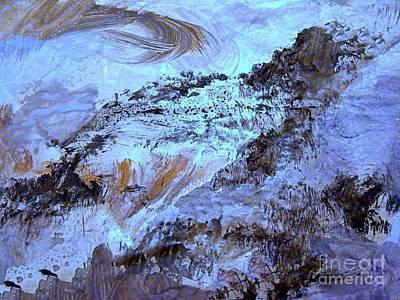 Digital Art - The Approaching Storm by Nancy Kane Chapman