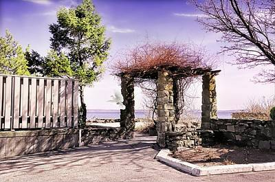 Photograph - The Arbor by Diana Angstadt