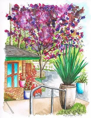 The Arboretum Gift Shop In Arcadia-california Art Print
