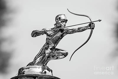 Photograph - The Archer by Dennis Hedberg
