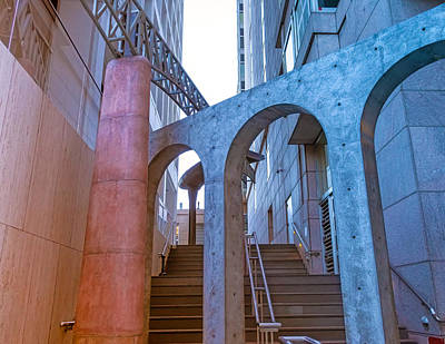 Photograph - The Arches Gate by Jonathan Nguyen