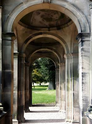 Photograph - Stone Archways by Dorothy Berry-Lound
