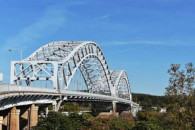 Photograph - The Arrigoni Bridge 1 by Nina Kindred