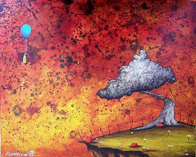 Painting - The Arrival Of Good News by Fabio Napoleoni