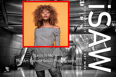 Photograph - The Art Behind Great Photography by ISAW Company
