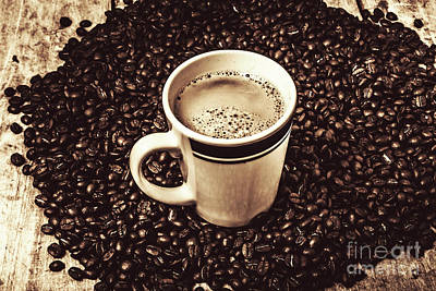Arabica Photograph - The Art Of Brewing by Jorgo Photography - Wall Art Gallery