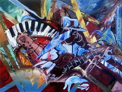 The Art Of The Blues Original