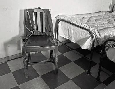 Photograph - The Art Of Welfare. Bed Chair. by Elena Perelman