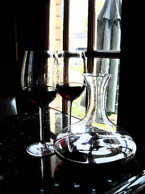 Eye4life Photograph - The Art Of Wine by Alicia Morales