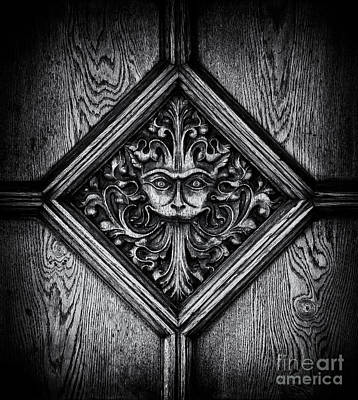 Photograph - The Aslan Door by Tim Gainey