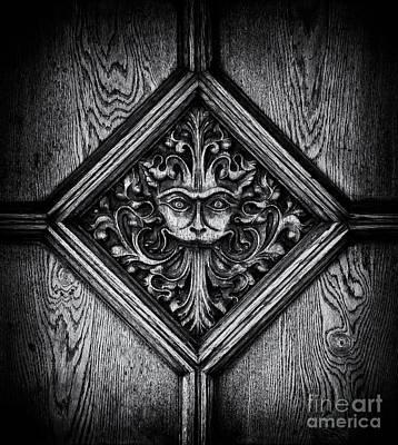 Photograph - The Aslan Door by Tim Gainey