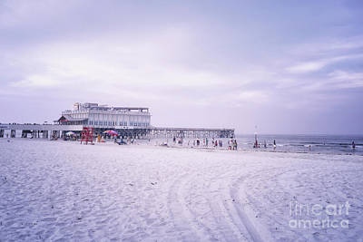 Photograph - The Atlantic - Daytona Beach by Aperturez - Mohamed Hassouneh Photography